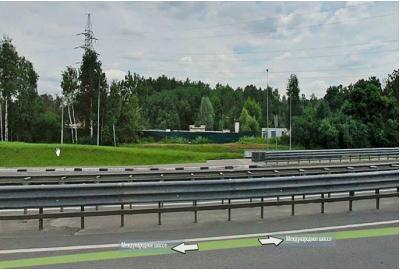 Участок для автостоянки в Москве 8,5 га № M3