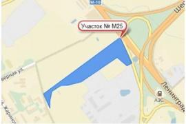 Участок 4,42 га № M25