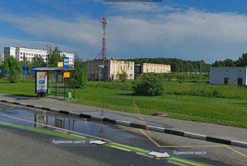 Участок для автостоянки в Москве 1,93 га № M34