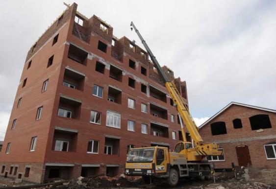 Правительство обещает решить проблему жилых самостроев