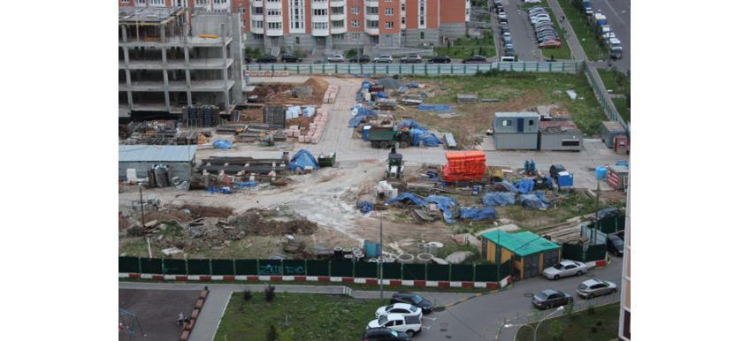 Разработка генерального строительного плана