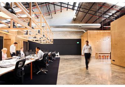Складские и офисные помещения под одной крышей